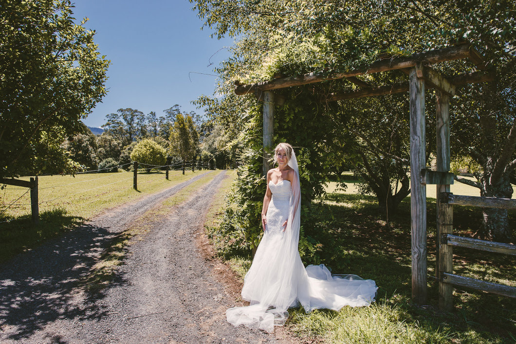 Berry Mountain Styled Sunny Country Wedding-10026