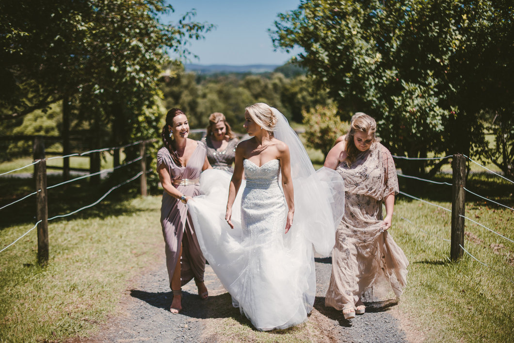 Berry Mountain Styled Sunny Country Wedding-10027
