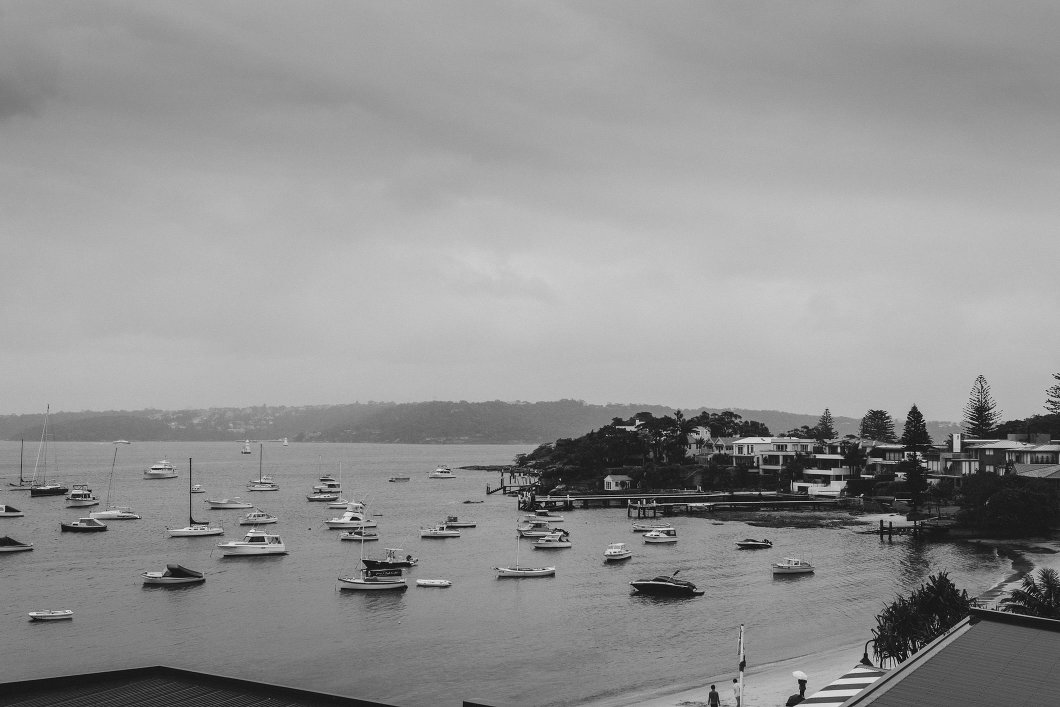 Watsons Bay Hotel Sydney Wet Weather Wedding Inbal Dror-10007