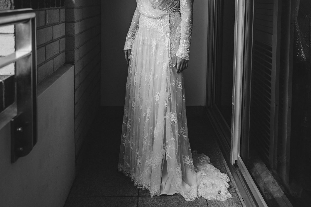 Watsons Bay Hotel Sydney Wet Weather Wedding Inbal Dror-10025