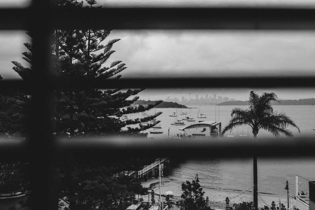 Watsons Bay Hotel Sydney Wet Weather Wedding Inbal Dror-10033