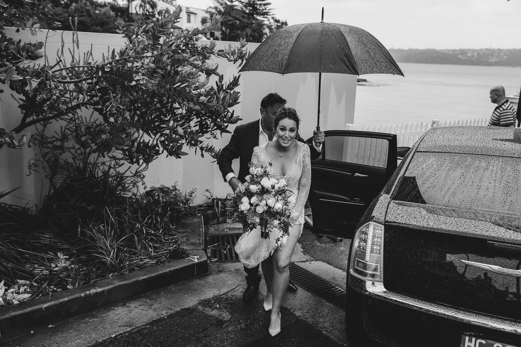 Watsons Bay Hotel Sydney Wet Weather Wedding Inbal Dror-10042