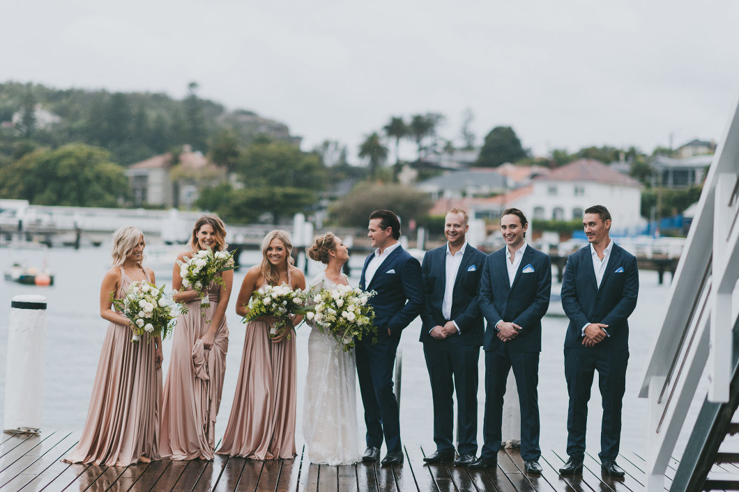 Watsons Bay Hotel Sydney Wet Weather Wedding Inbal Dror-10059