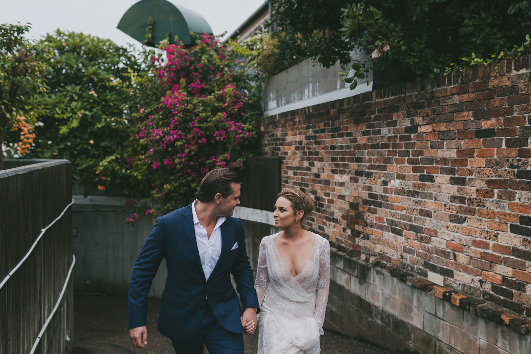 Watsons Bay Hotel Sydney Wet Weather Wedding Inbal Dror-10091