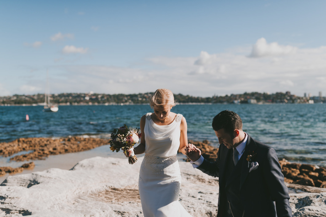 Watons bay Vaucluse House Sydney Wedding-10084