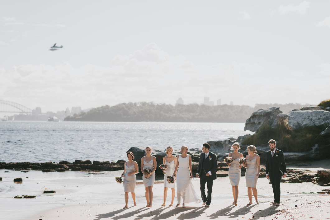 Watons bay Vaucluse House Sydney Wedding-10088