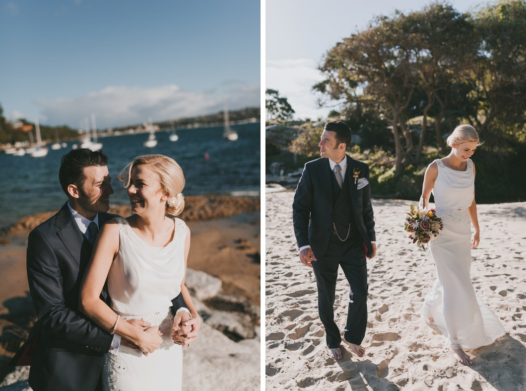 Watons bay Vaucluse House Sydney Wedding-10103