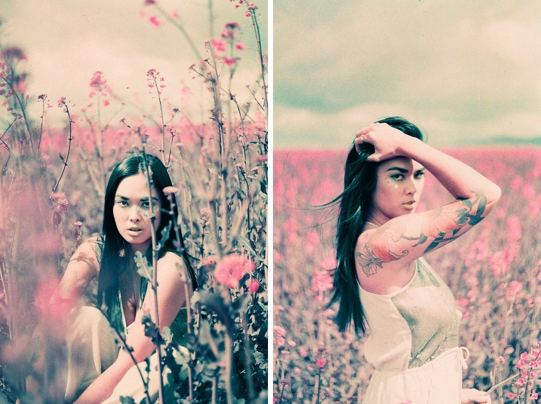 Pink Fields Lomochrome-10006