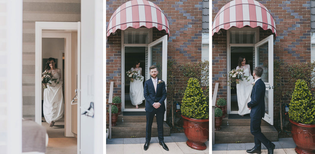 Creative Chippendale Rue De Seine Sydney Registry Wedding-10057