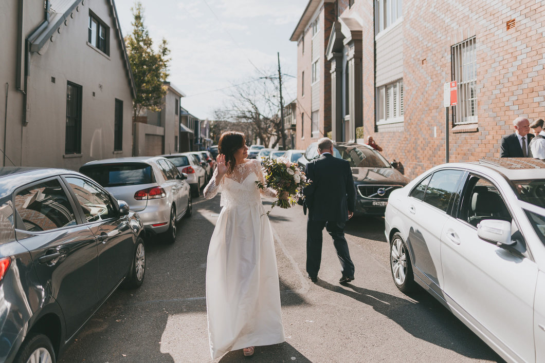 Creative Chippendale Rue De Seine Sydney Registry Wedding-10087