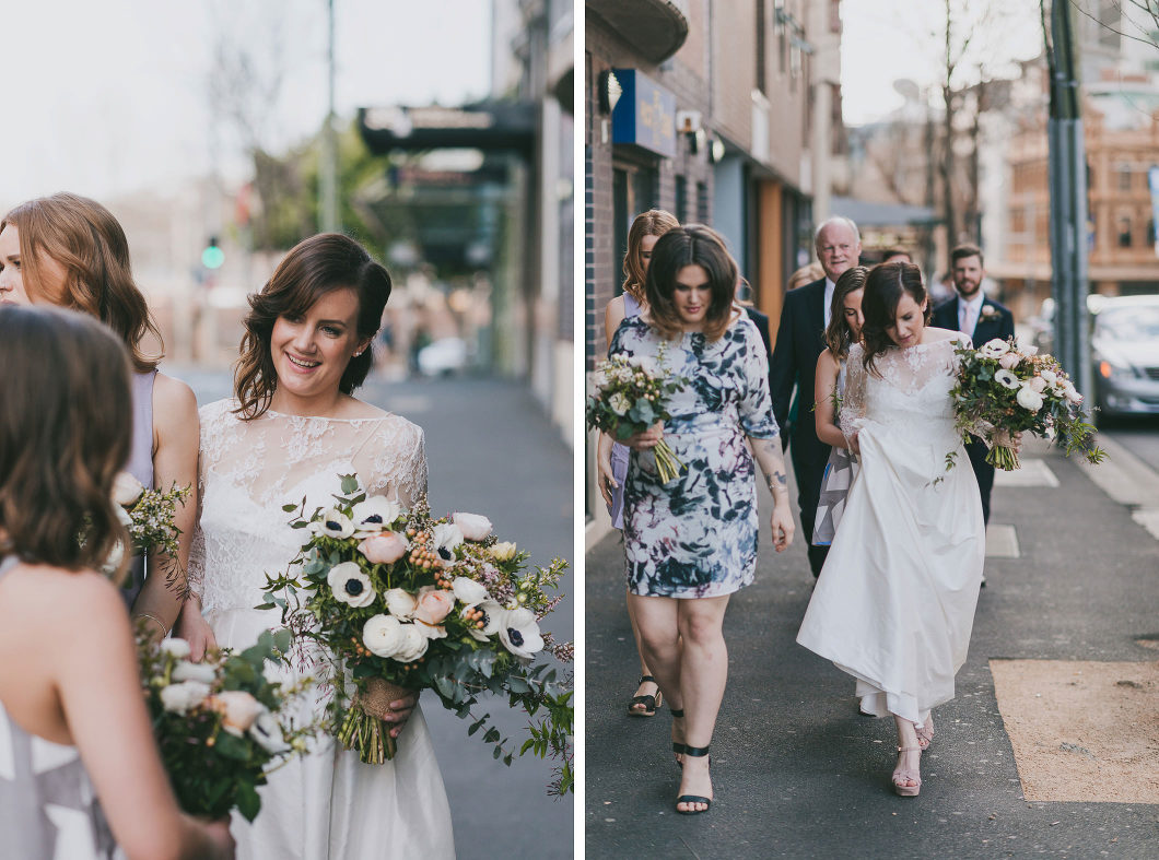 Creative Chippendale Rue De Seine Sydney Registry Wedding-10098