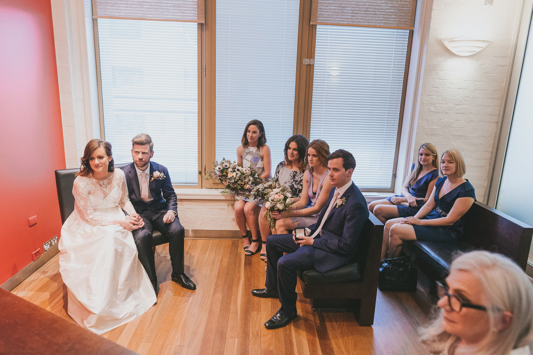 Creative Chippendale Rue De Seine Sydney Registry Wedding-10127