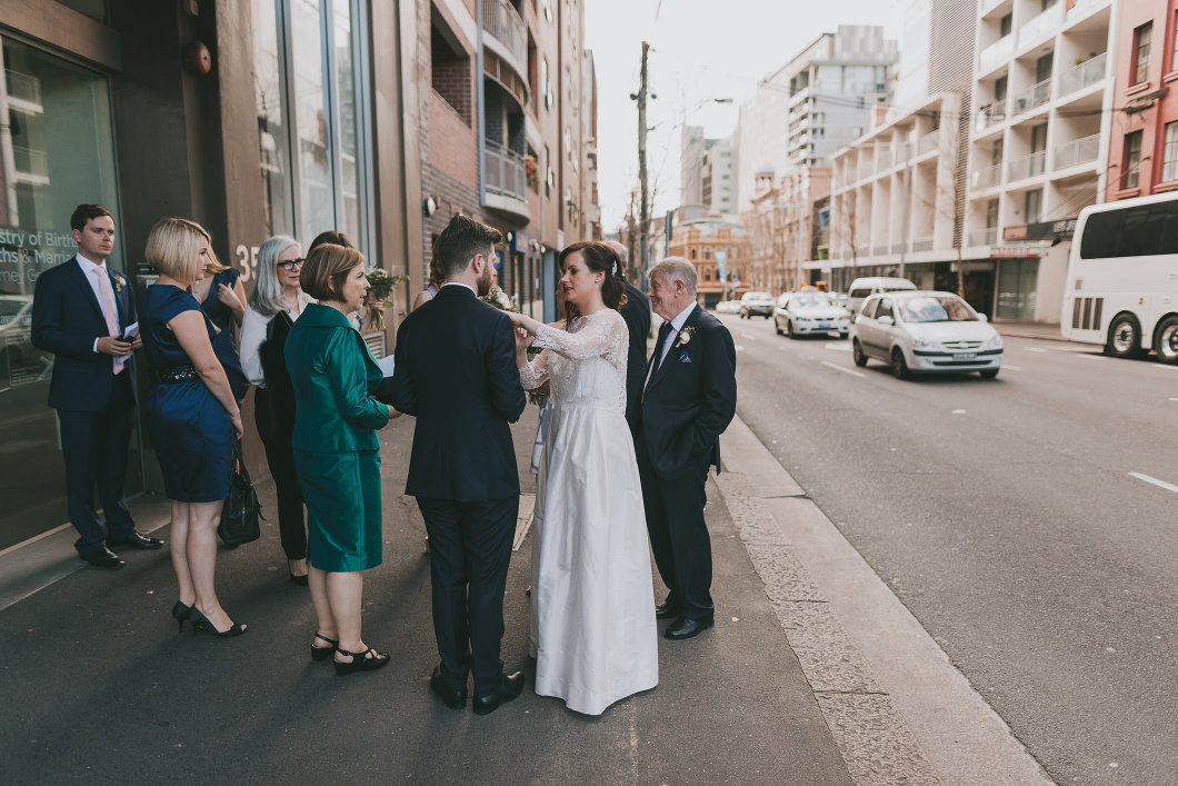 Creative Chippendale Rue De Seine Sydney Registry Wedding-10152