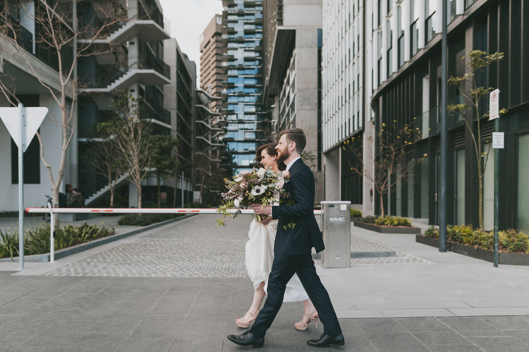 Creative Chippendale Rue De Seine Sydney Registry Wedding-10160