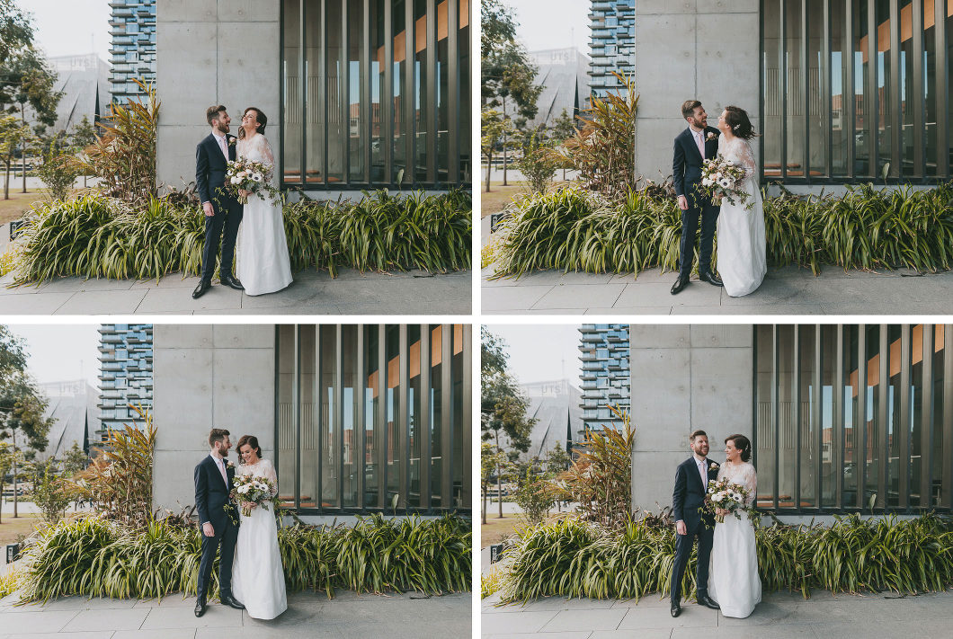 Creative Chippendale Rue De Seine Sydney Registry Wedding-10169