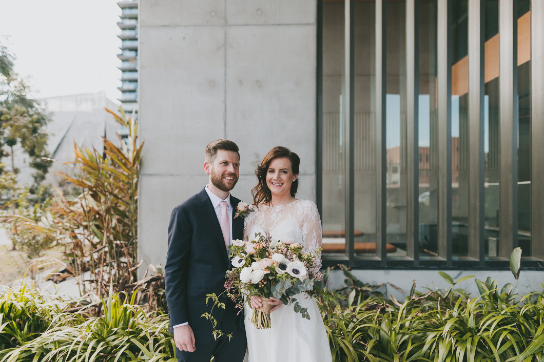 Creative Chippendale Rue De Seine Sydney Registry Wedding-10173