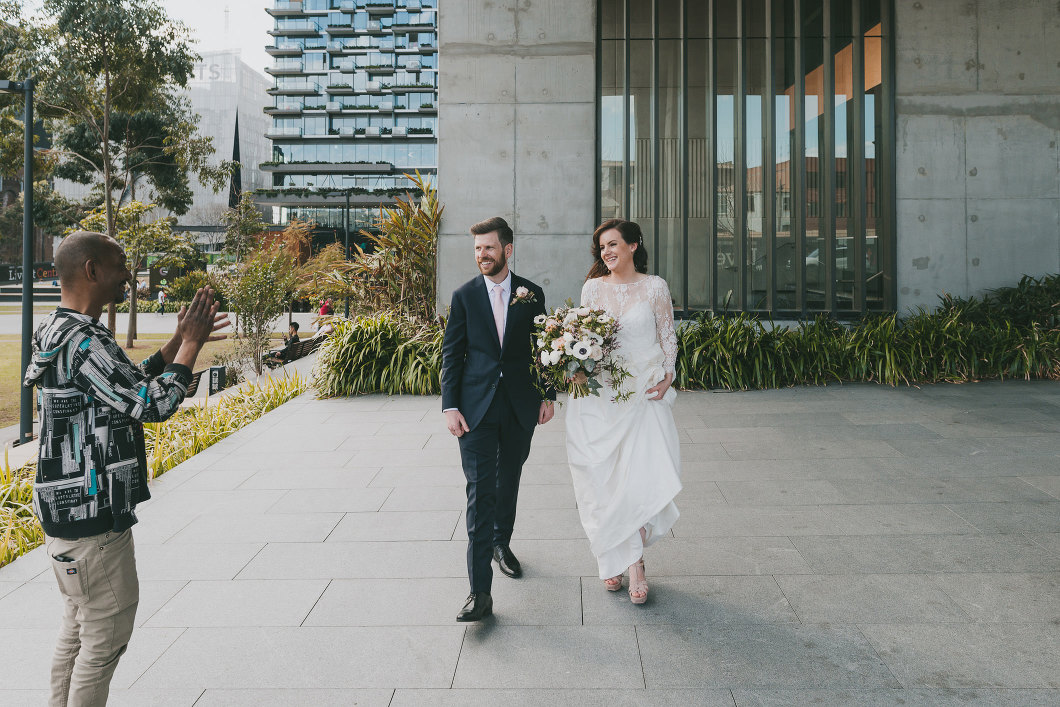 Creative Chippendale Rue De Seine Sydney Registry Wedding-10176