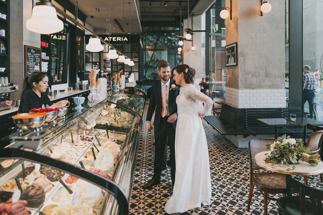 Creative Chippendale Rue De Seine Sydney Registry Wedding-10184