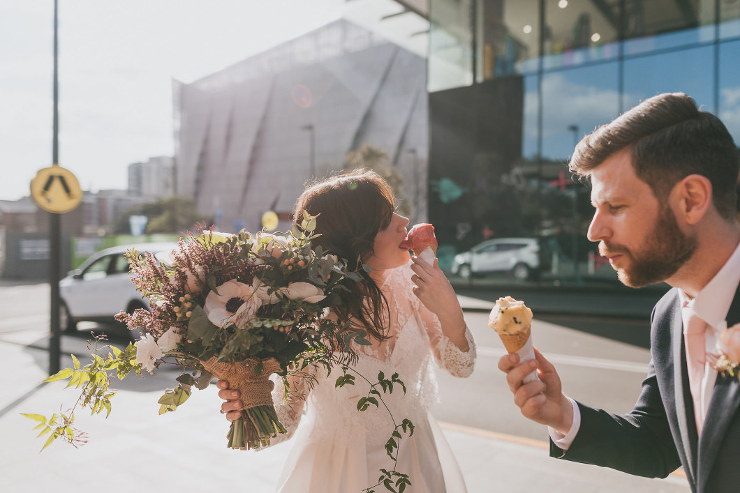 Creative Chippendale Rue De Seine Sydney Registry Wedding-10195