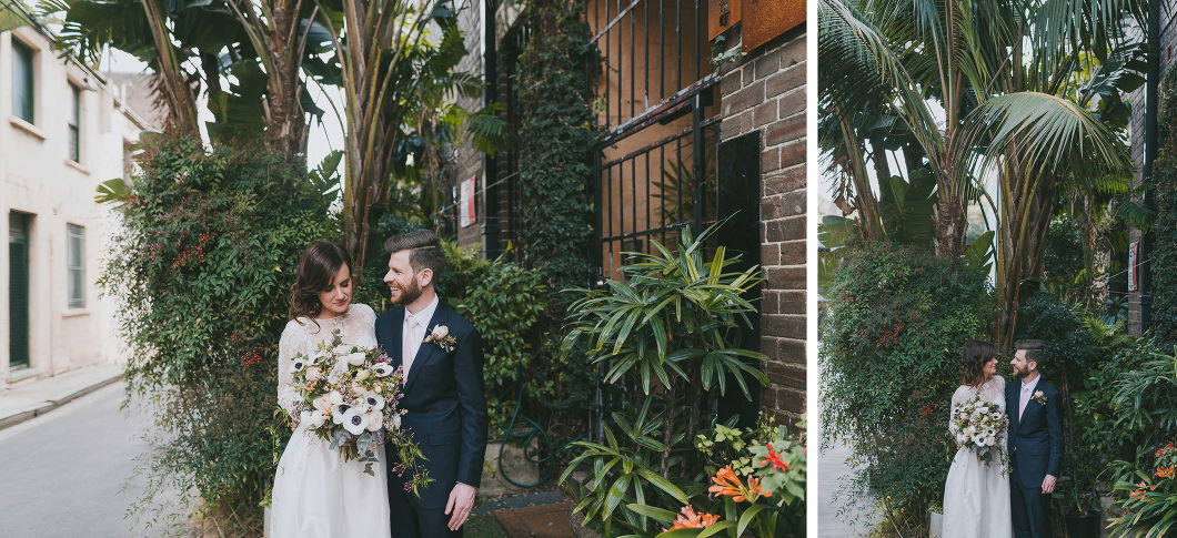 Creative Chippendale Rue De Seine Sydney Registry Wedding-10214