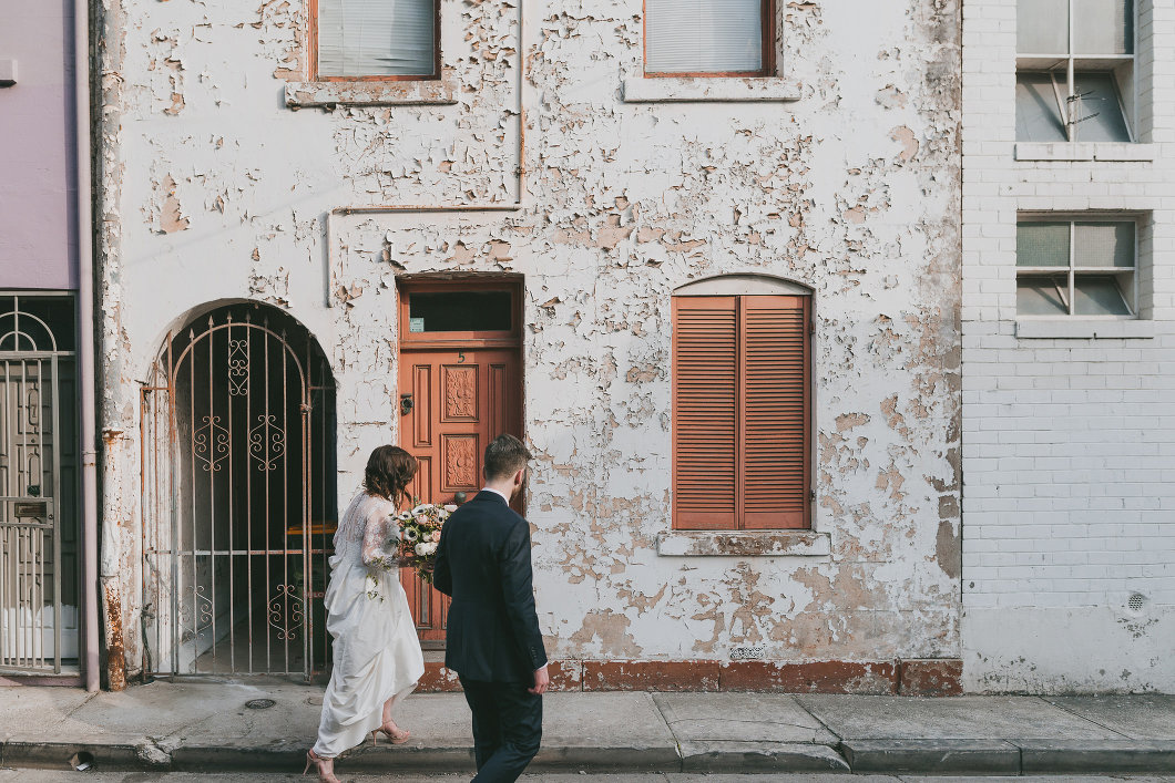 Creative Chippendale Rue De Seine Sydney Registry Wedding-10218