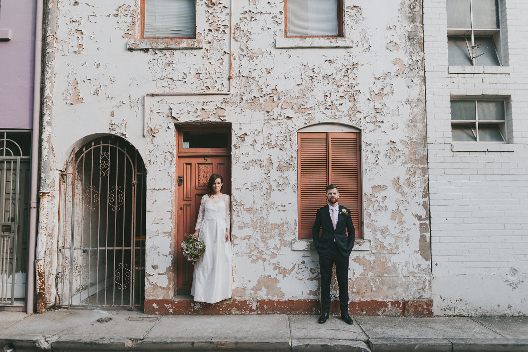 Creative Chippendale Rue De Seine Sydney Registry Wedding-10220