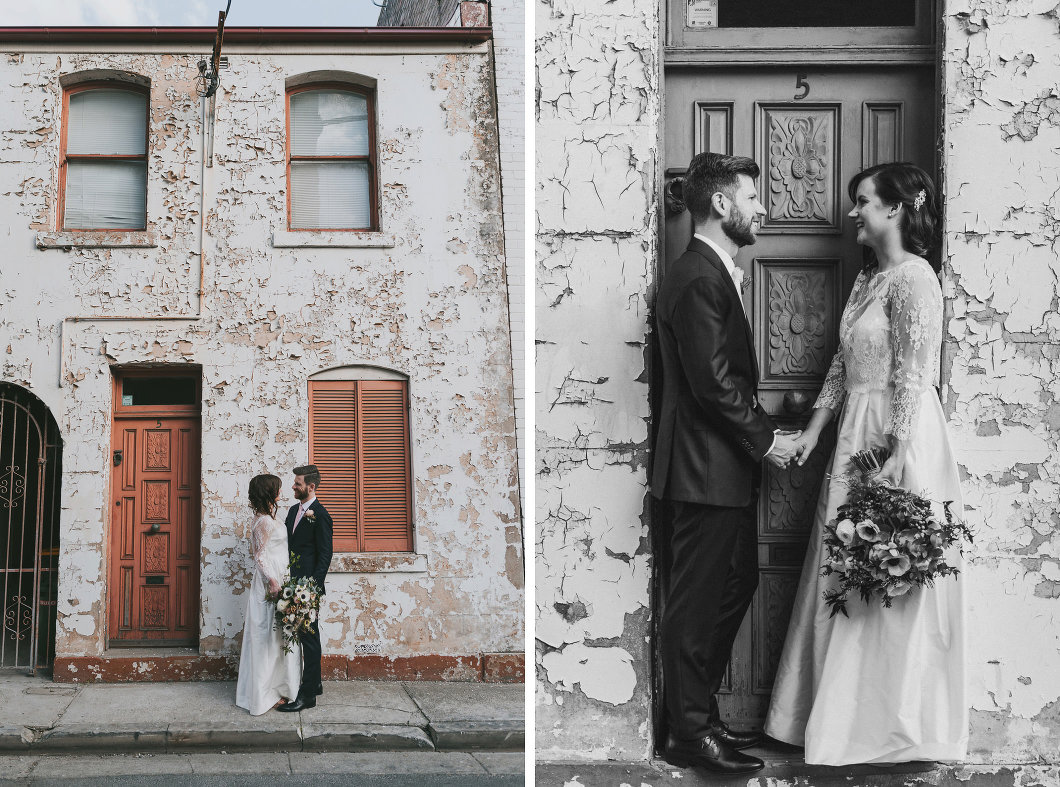 Creative Chippendale Rue De Seine Sydney Registry Wedding-10222