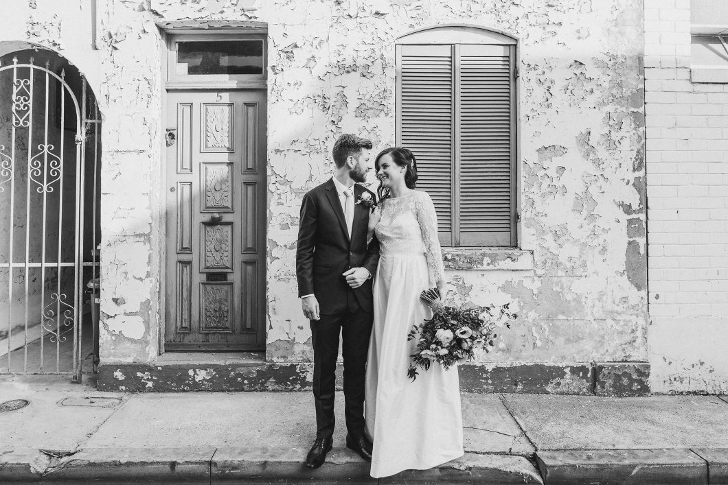 Creative Chippendale Rue De Seine Sydney Registry Wedding-10236