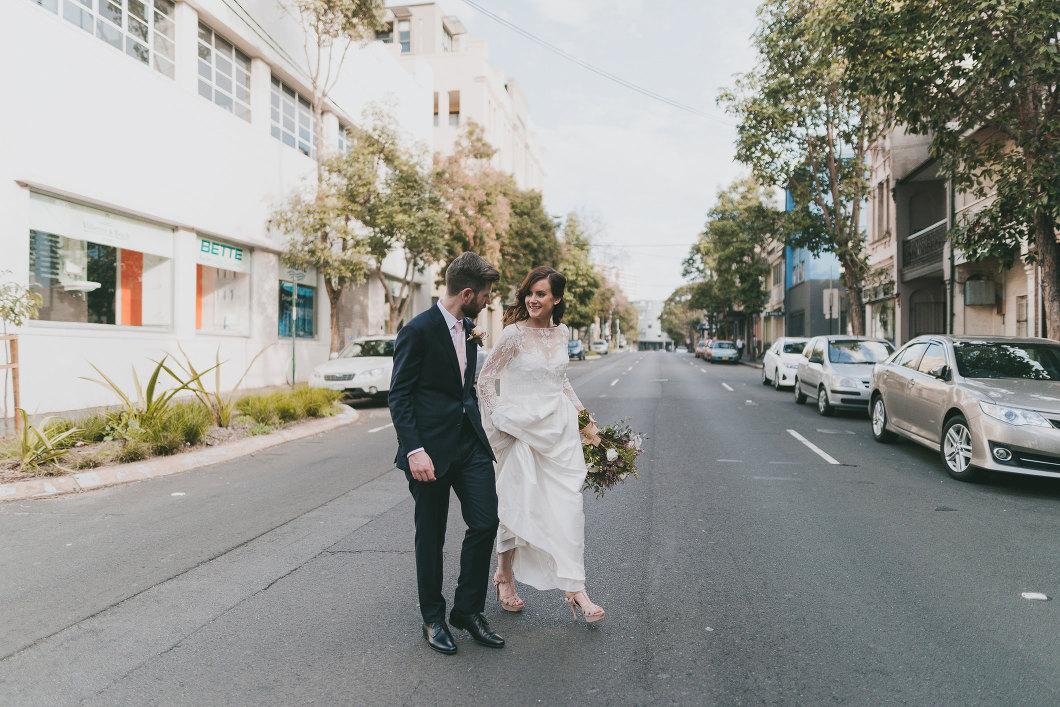 Creative Chippendale Rue De Seine Sydney Registry Wedding-10248