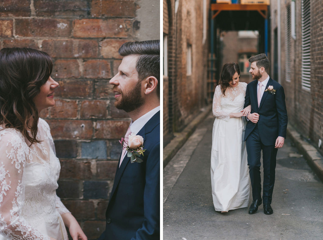 Creative Chippendale Rue De Seine Sydney Registry Wedding-10251