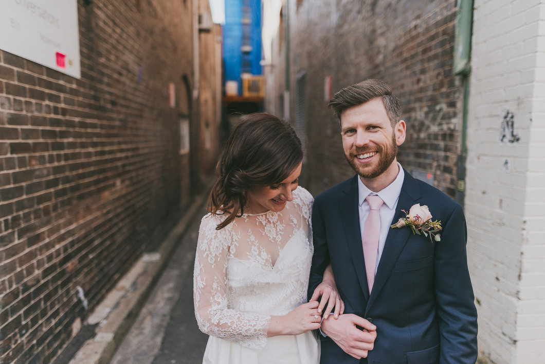 Creative Chippendale Rue De Seine Sydney Registry Wedding-10255