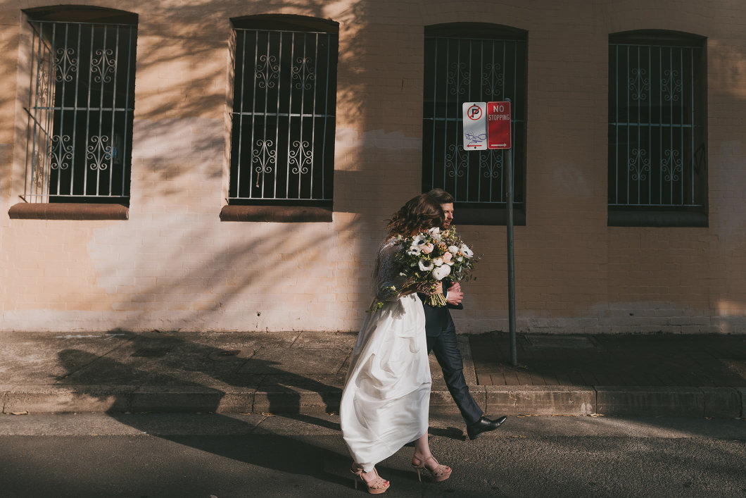 Creative Chippendale Rue De Seine Sydney Registry Wedding-10256