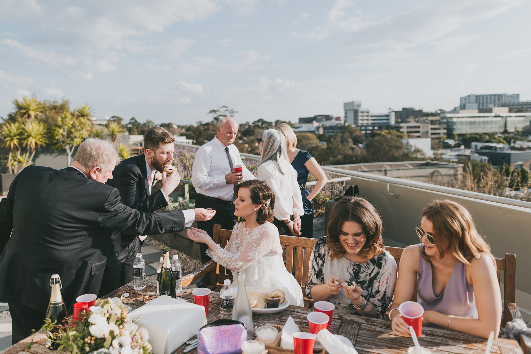 Creative Chippendale Rue De Seine Sydney Registry Wedding-10272
