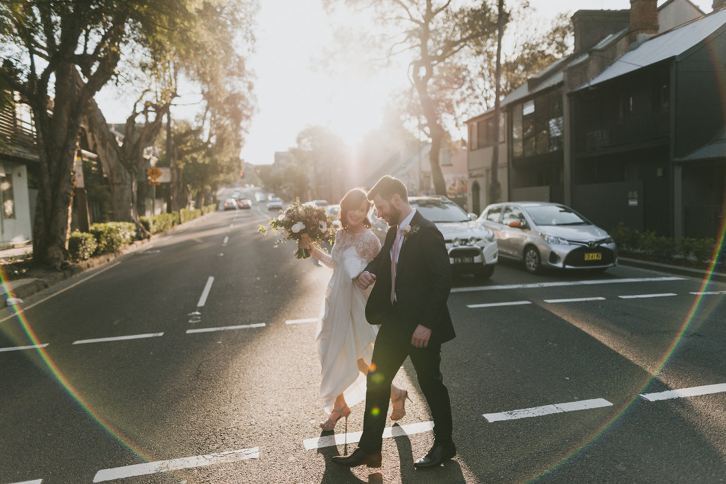 Creative Chippendale Rue De Seine Sydney Registry Wedding-10295