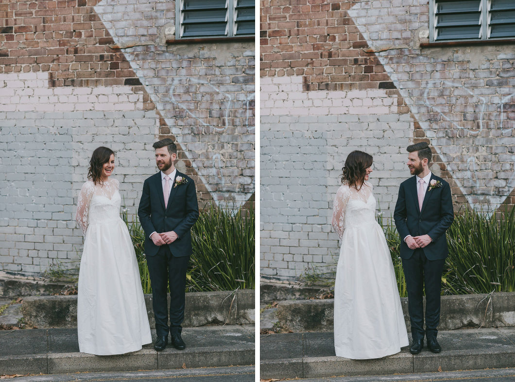 Creative Chippendale Rue De Seine Sydney Registry Wedding-10302