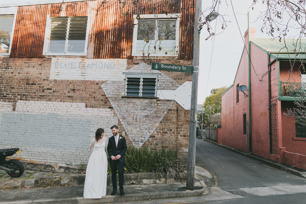 Creative Chippendale Rue De Seine Sydney Registry Wedding-10304