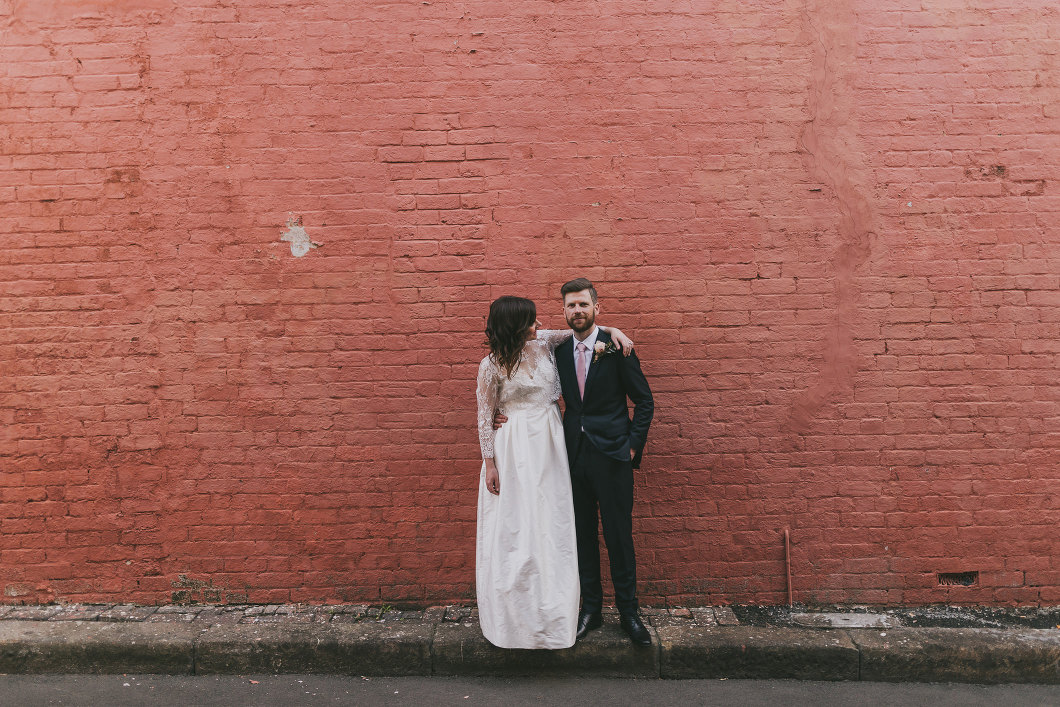 Creative Chippendale Rue De Seine Sydney Registry Wedding-10306