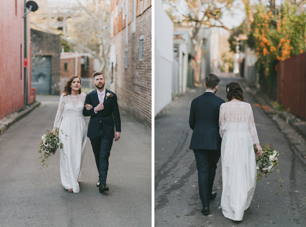 Creative Chippendale Rue De Seine Sydney Registry Wedding-10311