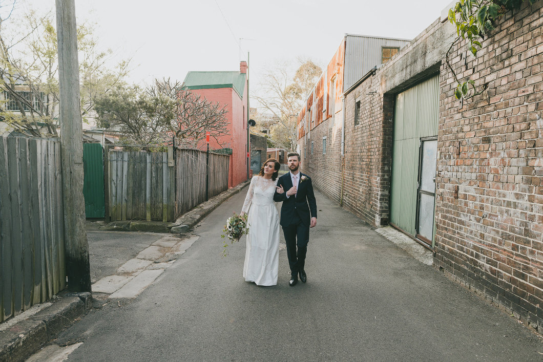 Creative Chippendale Rue De Seine Sydney Registry Wedding-10313