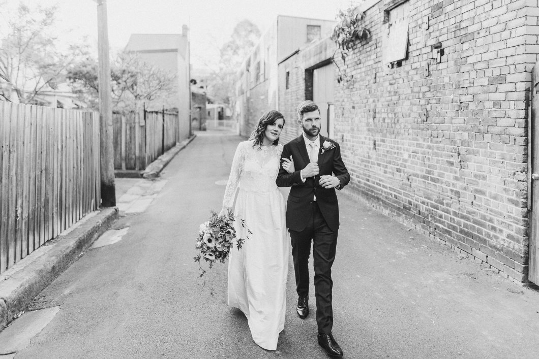 Creative Chippendale Rue De Seine Sydney Registry Wedding-10314