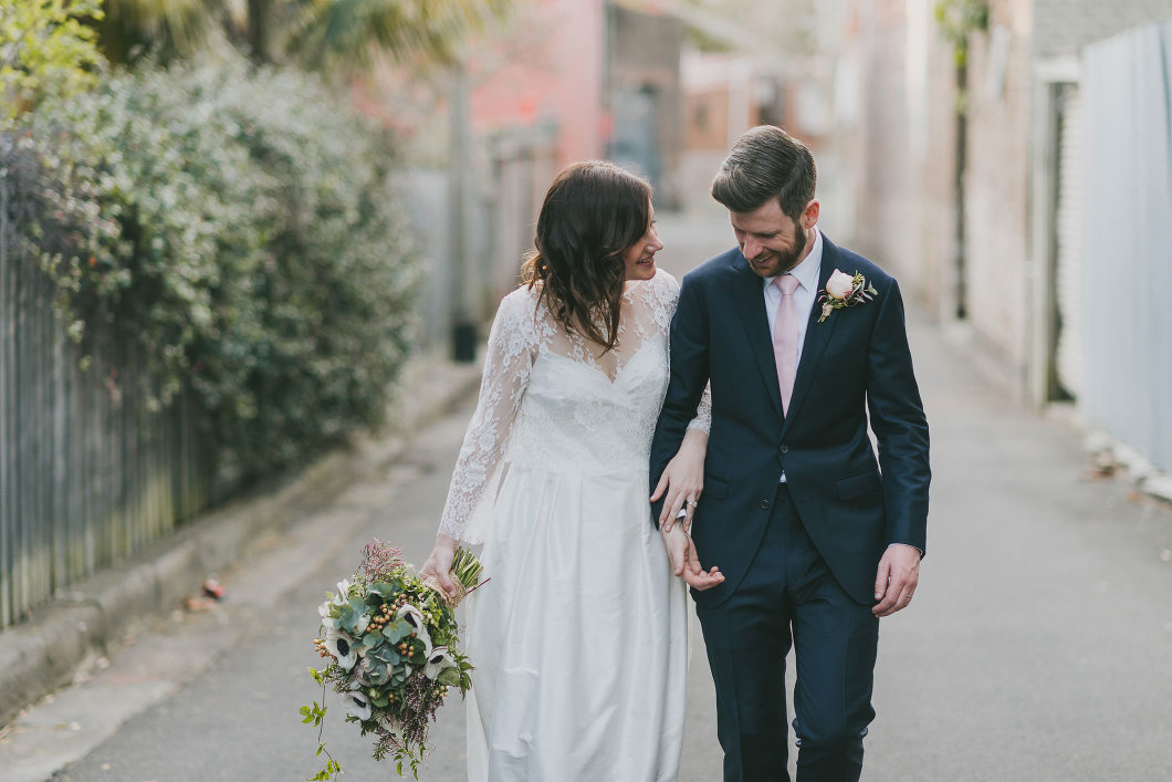 Creative Chippendale Rue De Seine Sydney Registry Wedding-10315