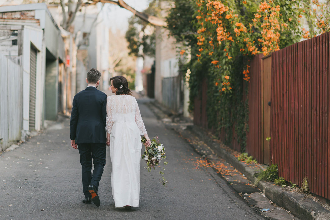 Creative Chippendale Rue De Seine Sydney Registry Wedding-10317