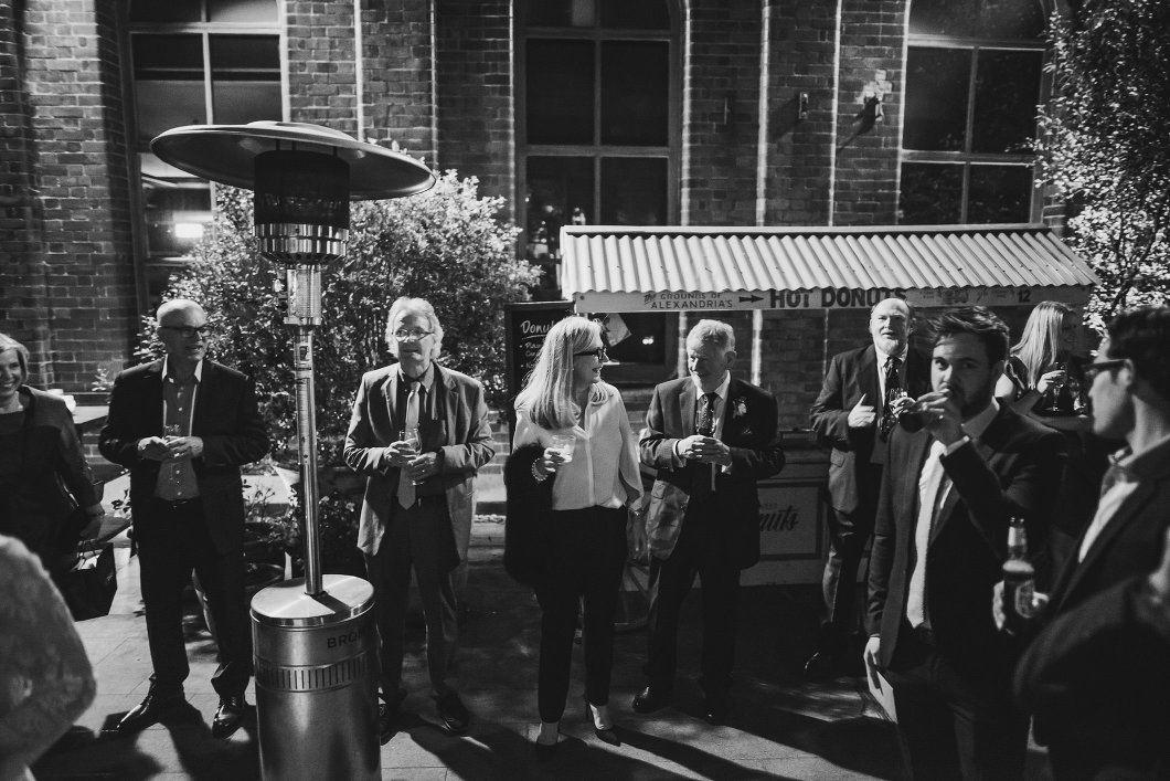 Creative Chippendale Rue De Seine Sydney Registry Wedding-10397