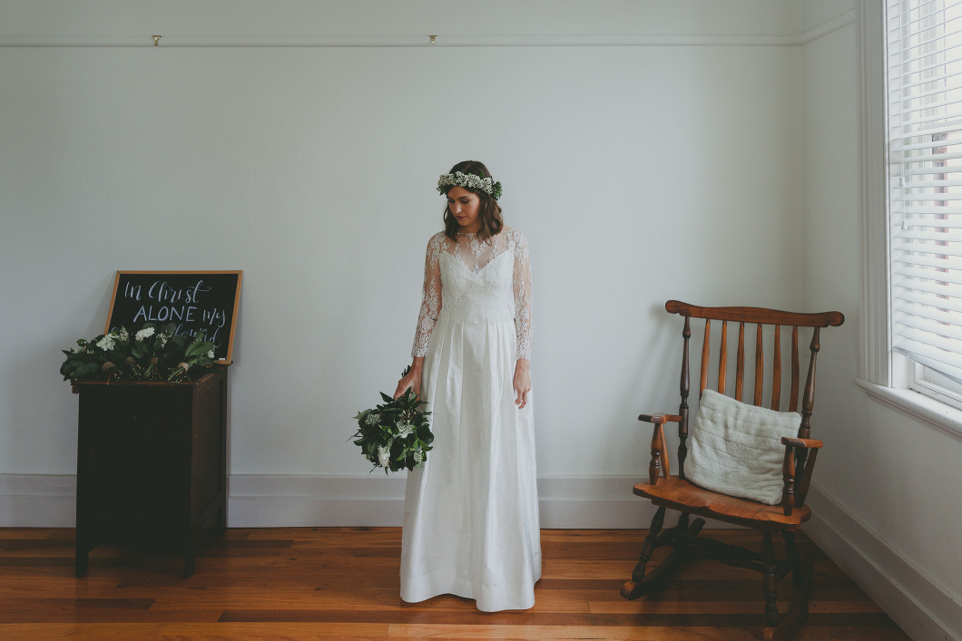 Blue Mountains Wedding Scott Surplice Rue De Seine Dress-10044
