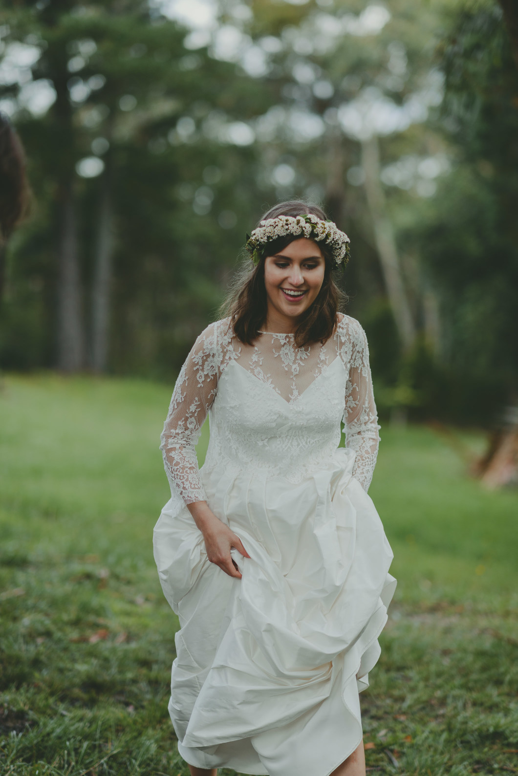 Blue Mountains Wedding Scott Surplice Rue De Seine Dress-10152