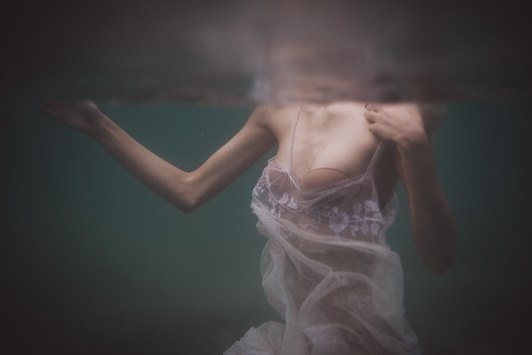 Ocean Underwater Bridal Styled Shoot-20015