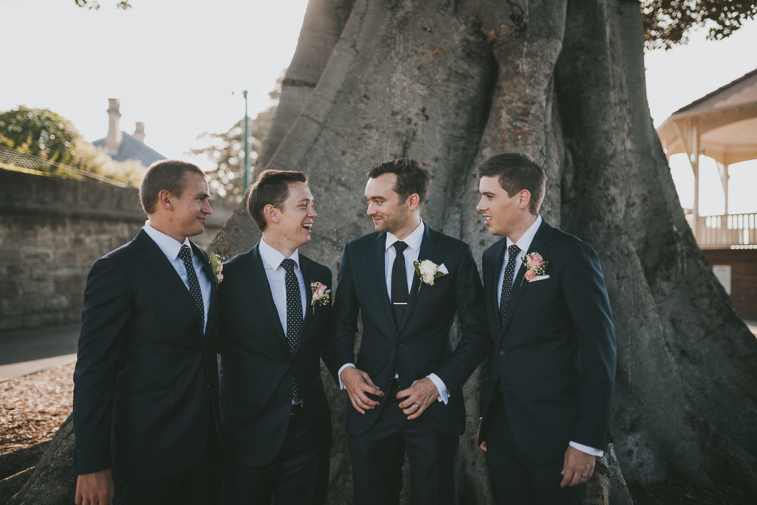 Chilled Out Relaxed Sydney Wedding-10110