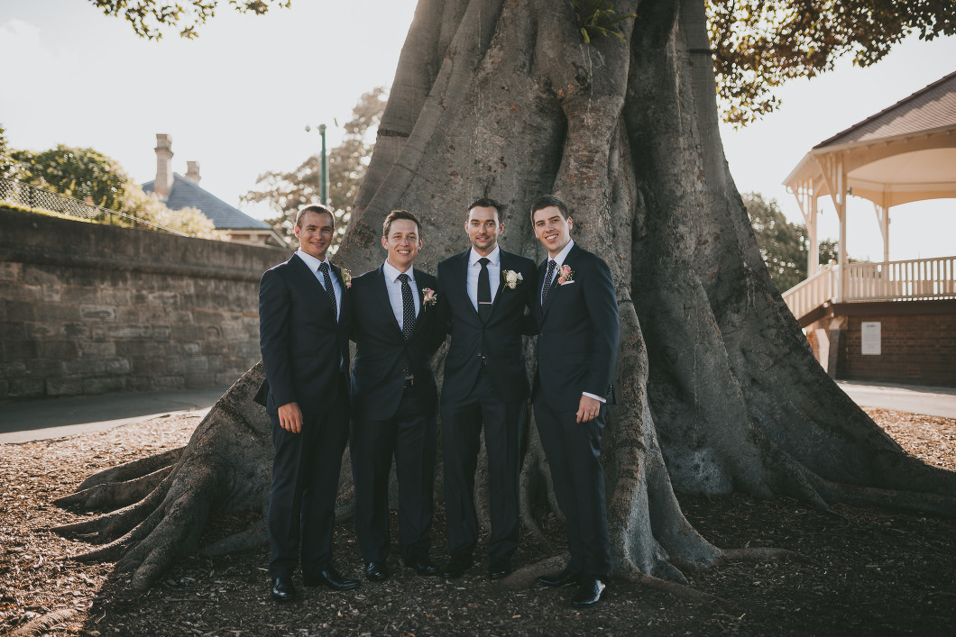 Chilled Out Relaxed Sydney Wedding-10111