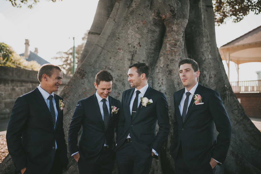 Chilled Out Relaxed Sydney Wedding-10113