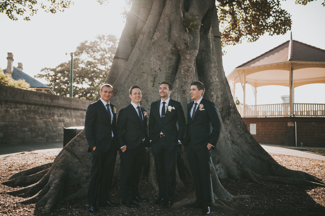 Chilled Out Relaxed Sydney Wedding-10115